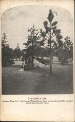 The Simple Life, Southern Pines, N.C.