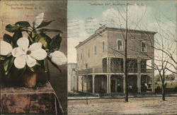 Jefferson Inn Postcard