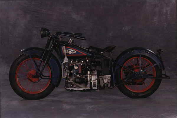 1929 Cleveland Century Motorcycles
