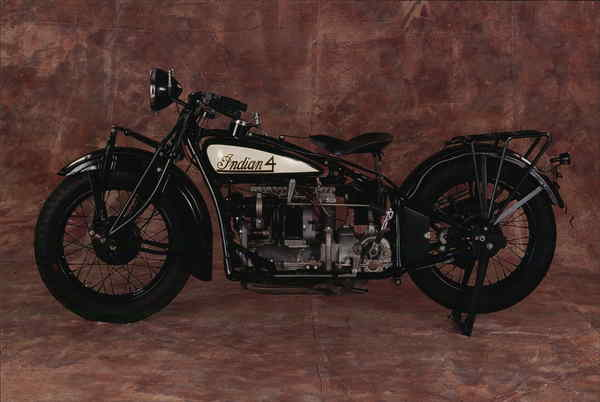 1930 Indian Four Model 402 Motorcycles