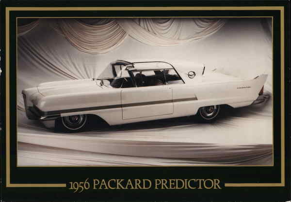 Studebaker National Museum - 1956 Packard Predictor South Bend Indiana