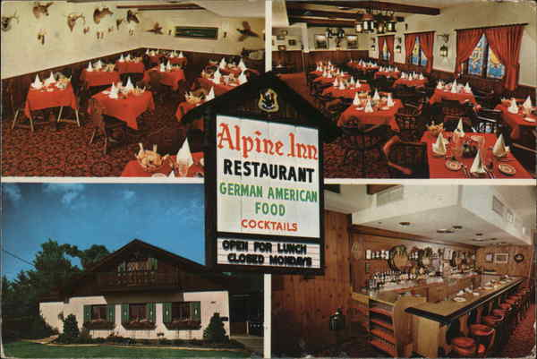 Alpine Inn Restaurant Glenview Illinois