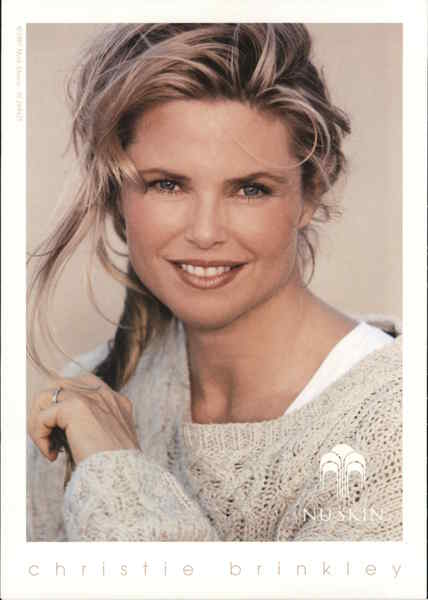 Christie Brinkley Celebrities