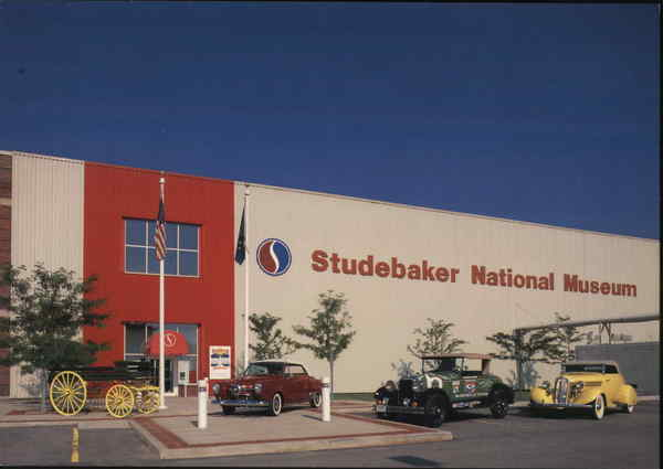 Studebaker National Museum South Bend Indiana