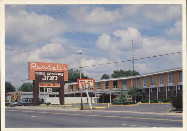 Randall's New Century Inn South Bend Indiana