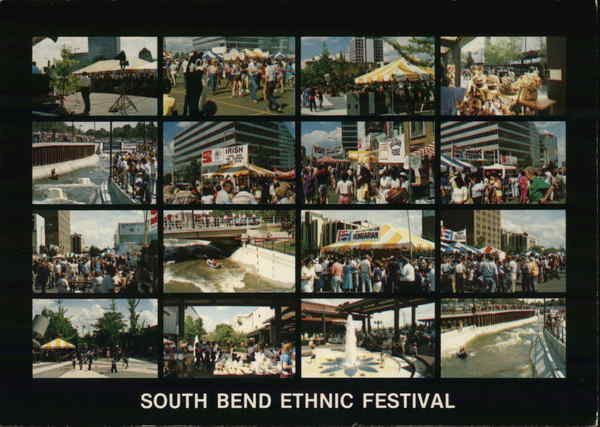 South Bend Ethnic Festival Indiana