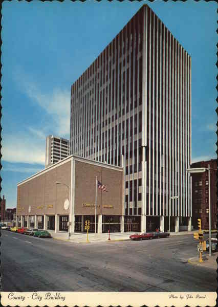 County-City Building South Bend Indiana