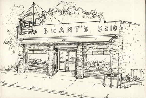 Brant's 5 & 10 South Bend Indiana
