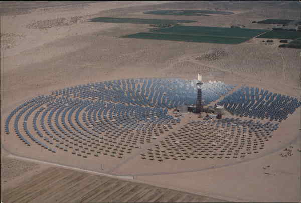 Solar One Daggett California