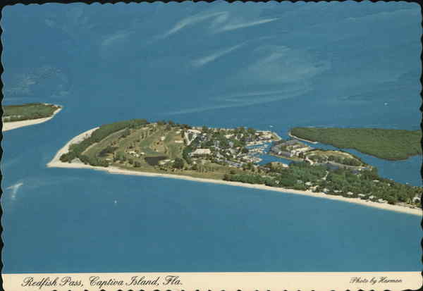 Redfish Pass, Captiva Island Florida