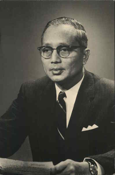 United Nations Secretary General U Thant Political