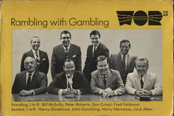 Rambling with Gambling Staff, WOR Radio