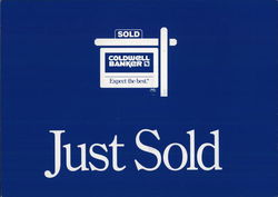 Just Sold, Coldwell Banker