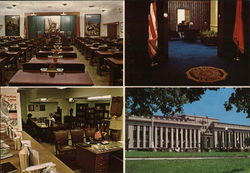 American Legion National Headquarters Building Postcard