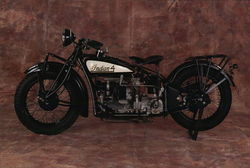 1930 Indian Four Model 402