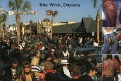 Bike Week Postcard