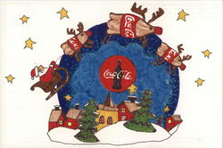 """Coca Cola Takes You Through the Holidays"""