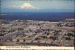 North Fort Lewis, Washington