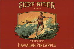 Dole Surf Rider Brand Crushed Hawaiian Pineapple