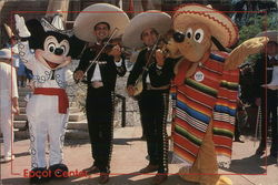 Mexico, World Showcase EPCOT
