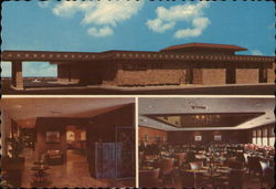 The Tivoli Restaurant Postcard