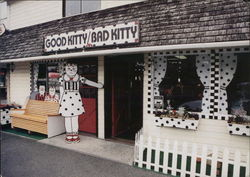 Good Kitty/Bad kitty