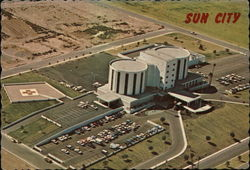 Sun City - Walter O. Boswell Memorial Hospital Aerial View