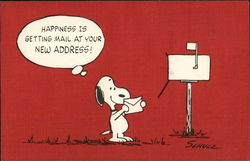 Happiness Is Getting Mail At Your New Address!