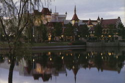 Epcot Center - Germany World Showcase
