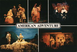 Epcot Center - American Adventure