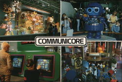 Epcot Center - Communicore