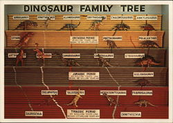 Dinosaur Family Tree