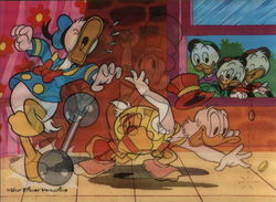 Uncle Scrooge Monetary Champion