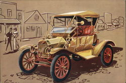 Model T Ford 1908