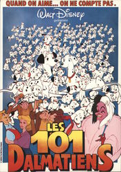 101 Dalmatians - French Release