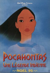 Pocahontas - French Release