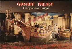 Caesar's Palace - Cleopatra's Barge
