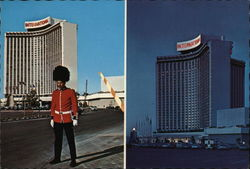 Las Vegas International Hotel Postcard