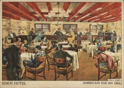 Eden Hotel--American Bar and Grill