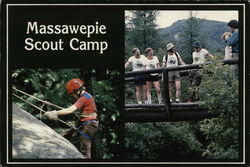 Massawepie Scout Camp