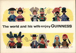 The World and His Wife Enjoy Guinness