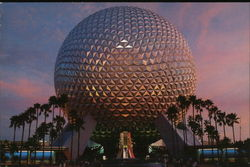 Epcot Center - Spaceship Earth