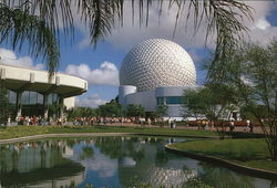 Epcot Center - Communicore, Future World