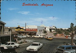 Brown Avenue Postcard