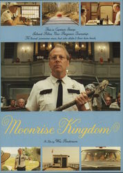"Movie Promotion for ""Moonrise Kingdom"" - A Film by Wes Anderson"