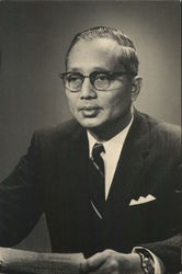 United Nations Secretary General U Thant