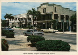 Olde Naples, Naples-on-the-Gulf, Florida