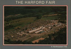 The Harford Fair in Northeastern PA