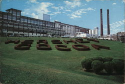 Hershey Foods Corporation Plant