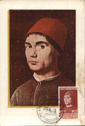 Autoritratto di Antonello da Messina